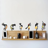 DeStudio Extra Large Wall Sticker Sticker Price in India ...