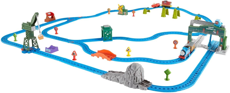 Thomas Friends Trackmaster Motorized Railway Train Set