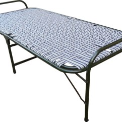 Steel Chair Flipkart Covers For Christmas Aggarwal Folding Beds Metal Single Bed Price In India