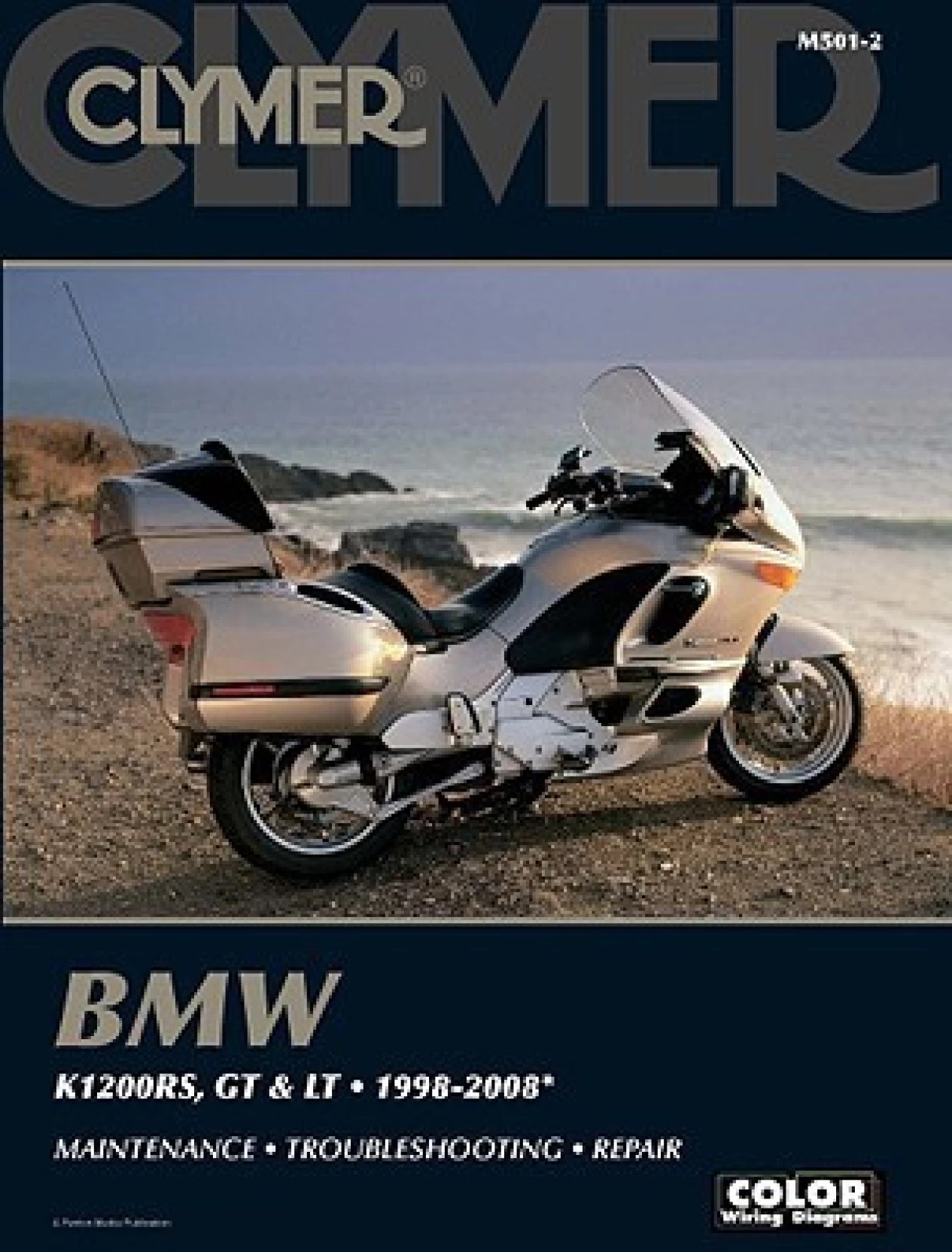 bmw k1200rs gt lt 1998 2008 clymer color wiring diagrams english paperback james grooms  [ 1265 x 1664 Pixel ]