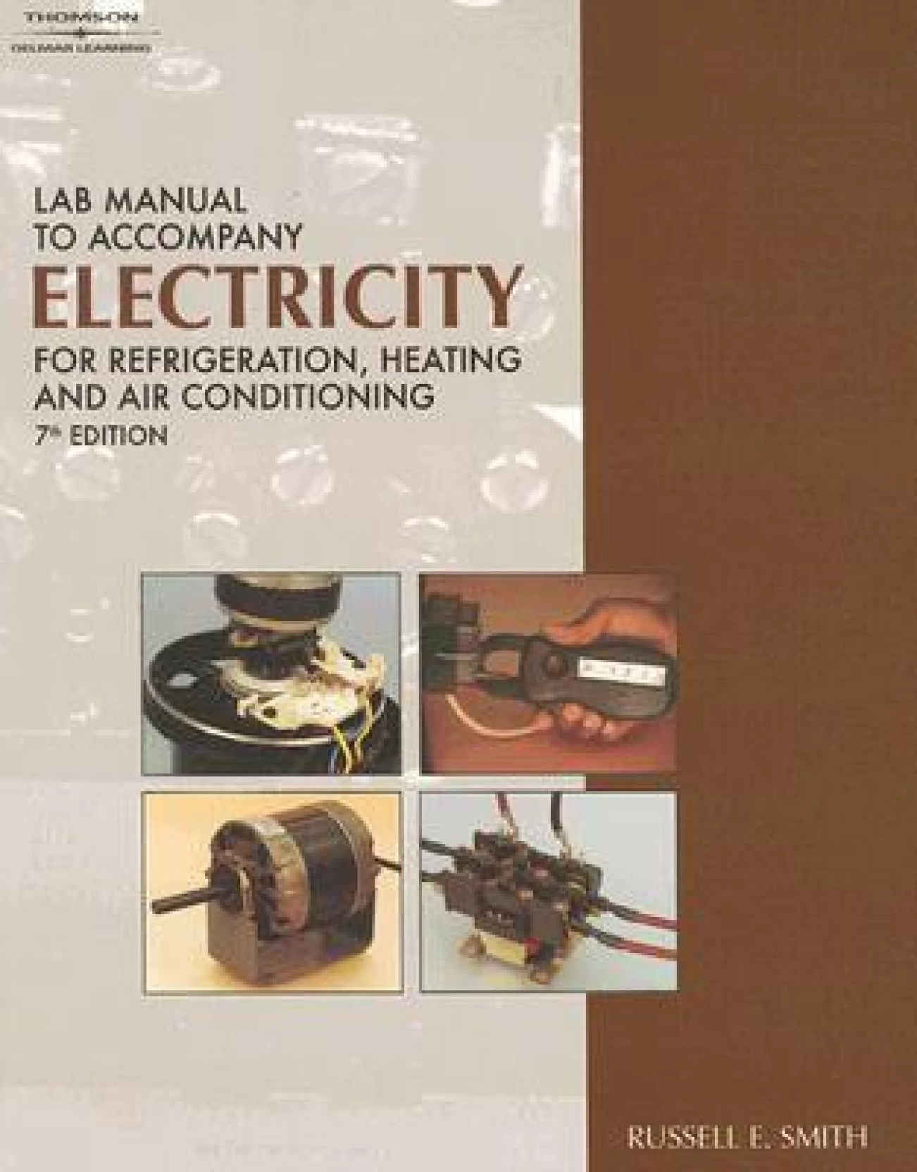 hight resolution of lab manual to accompany electricity for refrigeration heating and air conditioning english paperback russell e smith