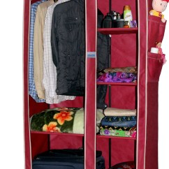 Steel Chair Flipkart Boss Office Cbeeso Carbon Collapsible Wardrobe Price In India