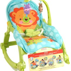 Fisher Price Sit And Play Chair Darlington Covers Bishop Auckland Newborn To Toddler Portable Rocker
