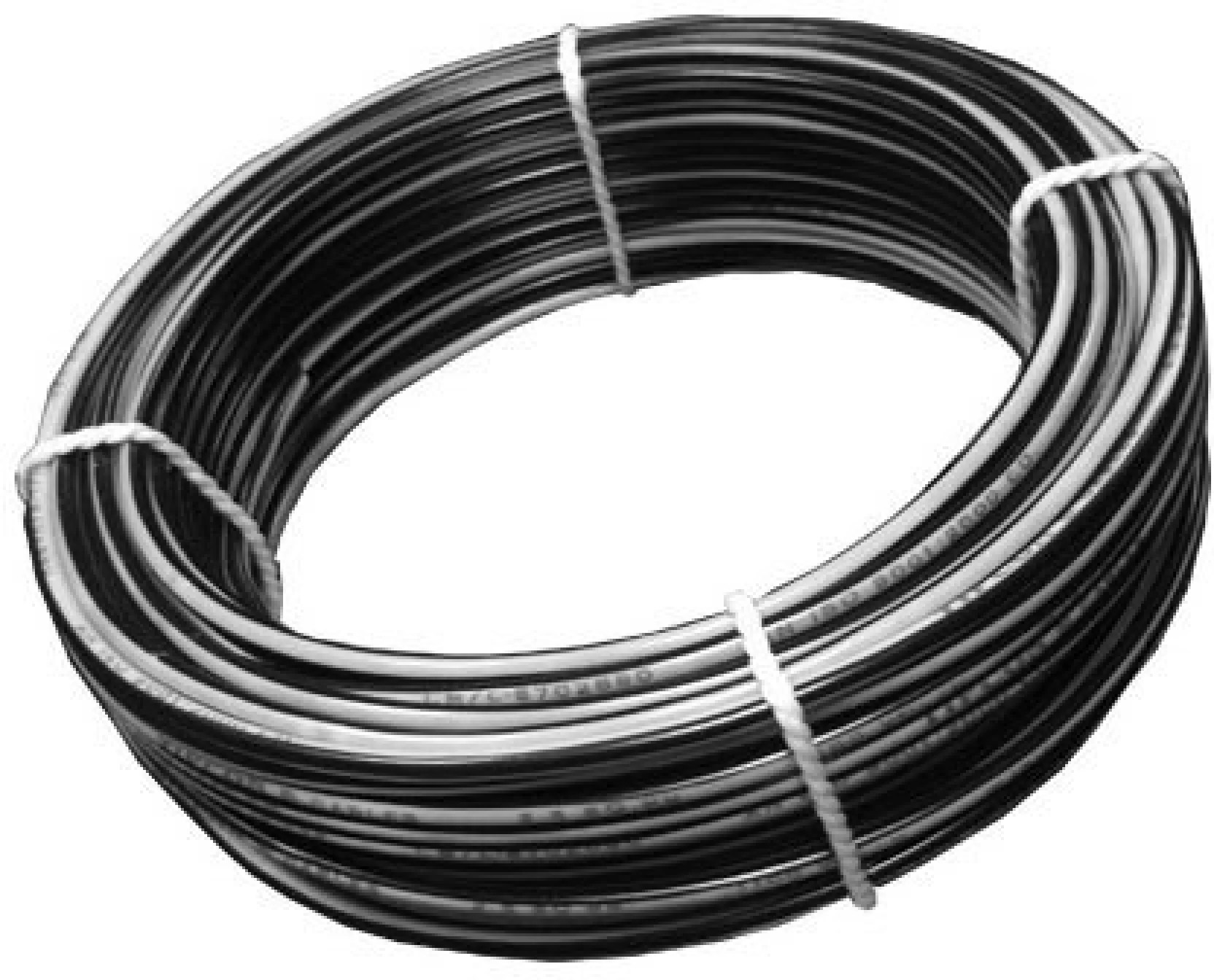 medium resolution of tipcon fr 2 5 sq mm black 30 m wire black