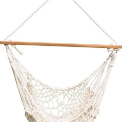 Hanging Chair Flipkart Pottery Barn Desk Chairs Hangit Rope Swing Natural Cotton Price In India