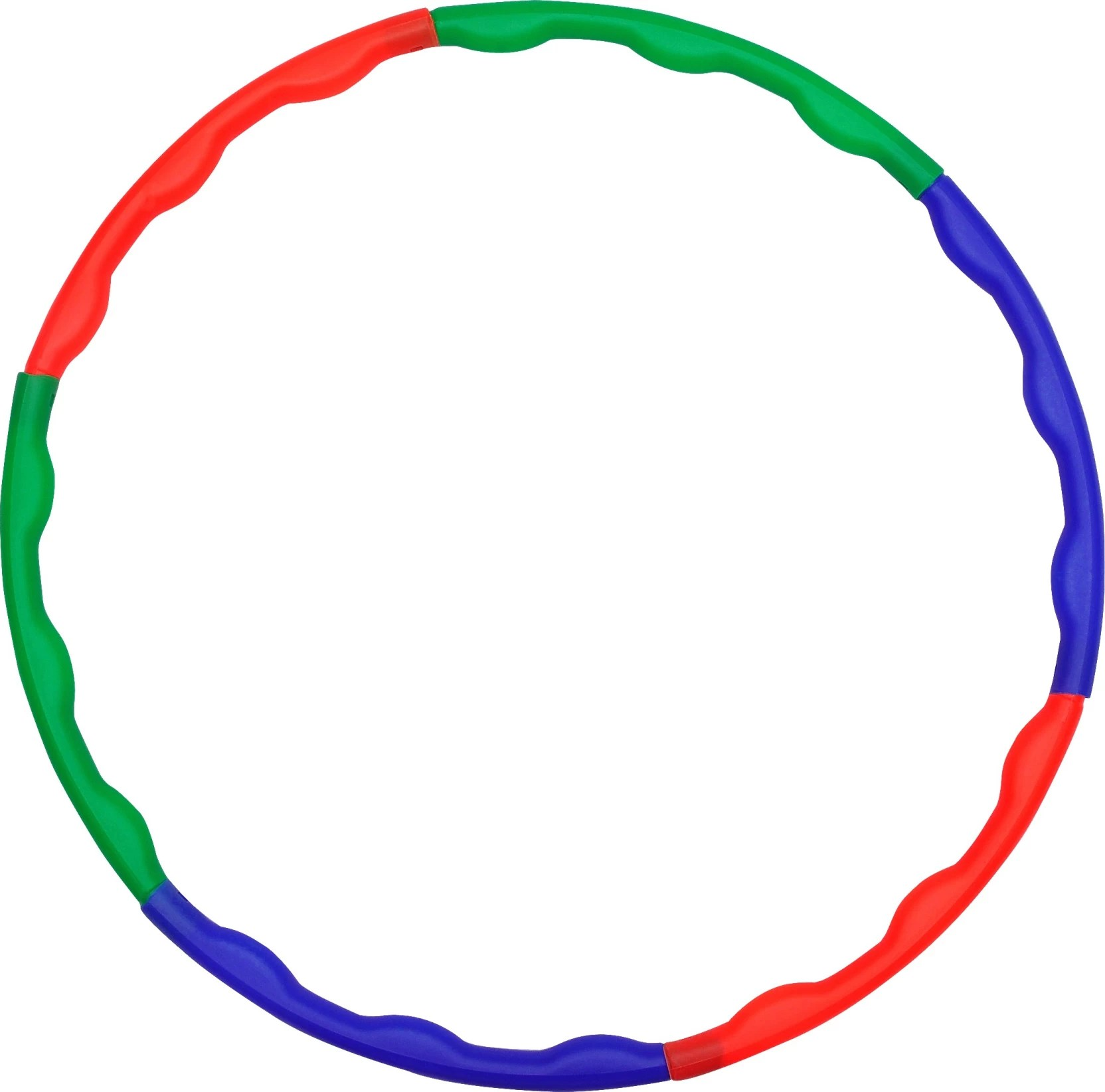 hight resolution of gsi collapsible into 6 rods hula hoop diameter 60 cm