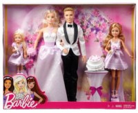 Barbie Wedding Gift Set - Wedding Gift Set . Buy Ken ...