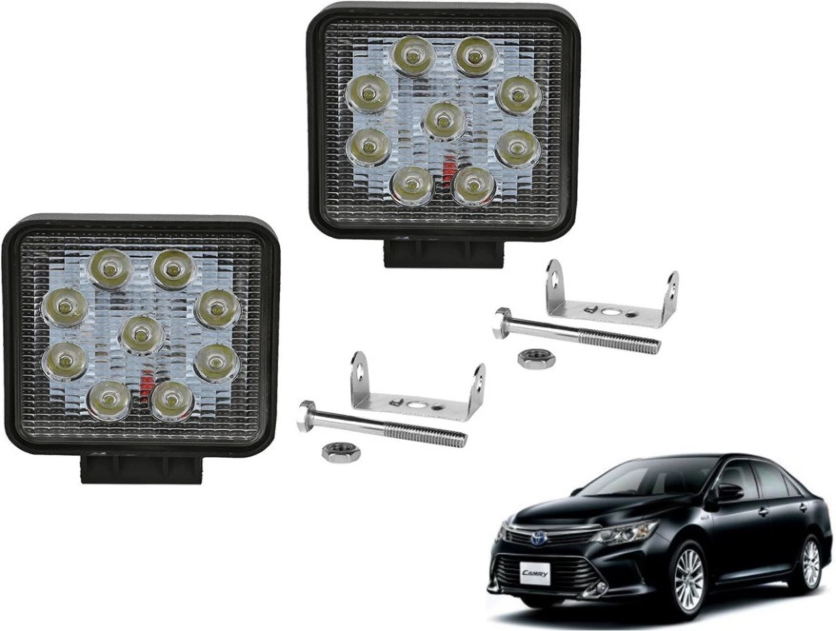 hight resolution of mockhe led fog light for toyota camry add to cart
