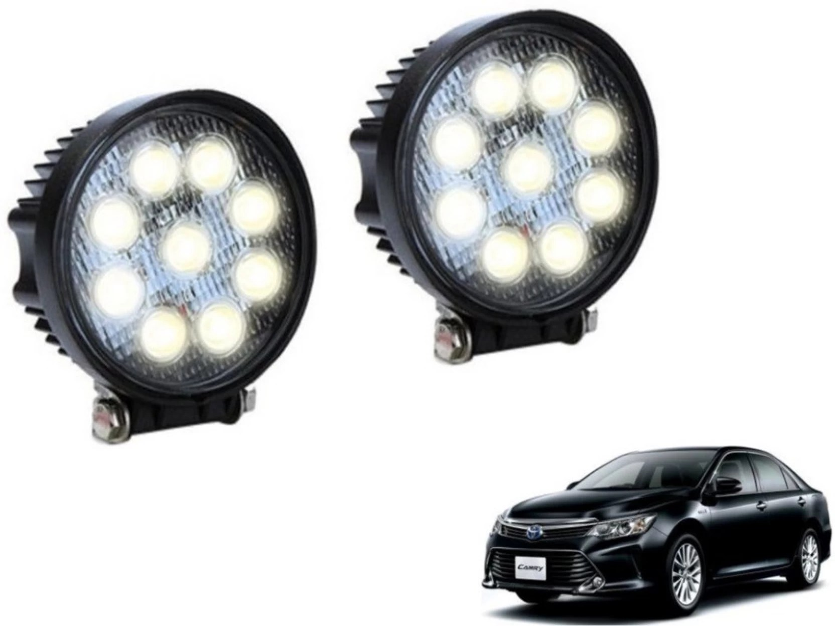 small resolution of mockhe led fog light for toyota camry add to cart