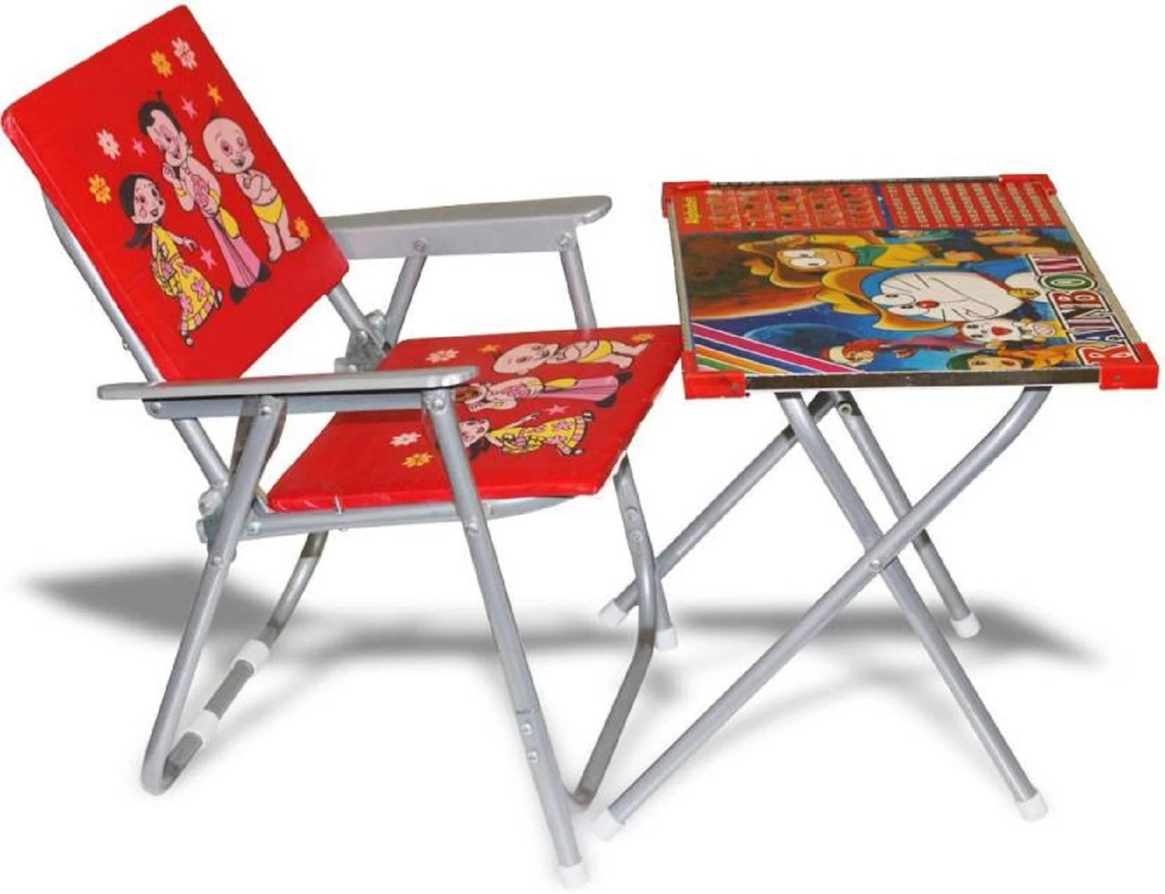 Red Desk Chair Imtion Kids Chair And Table Color Red Use Multi Purpose Kids For 2 5 Years Only Solid Wood Desk Chair