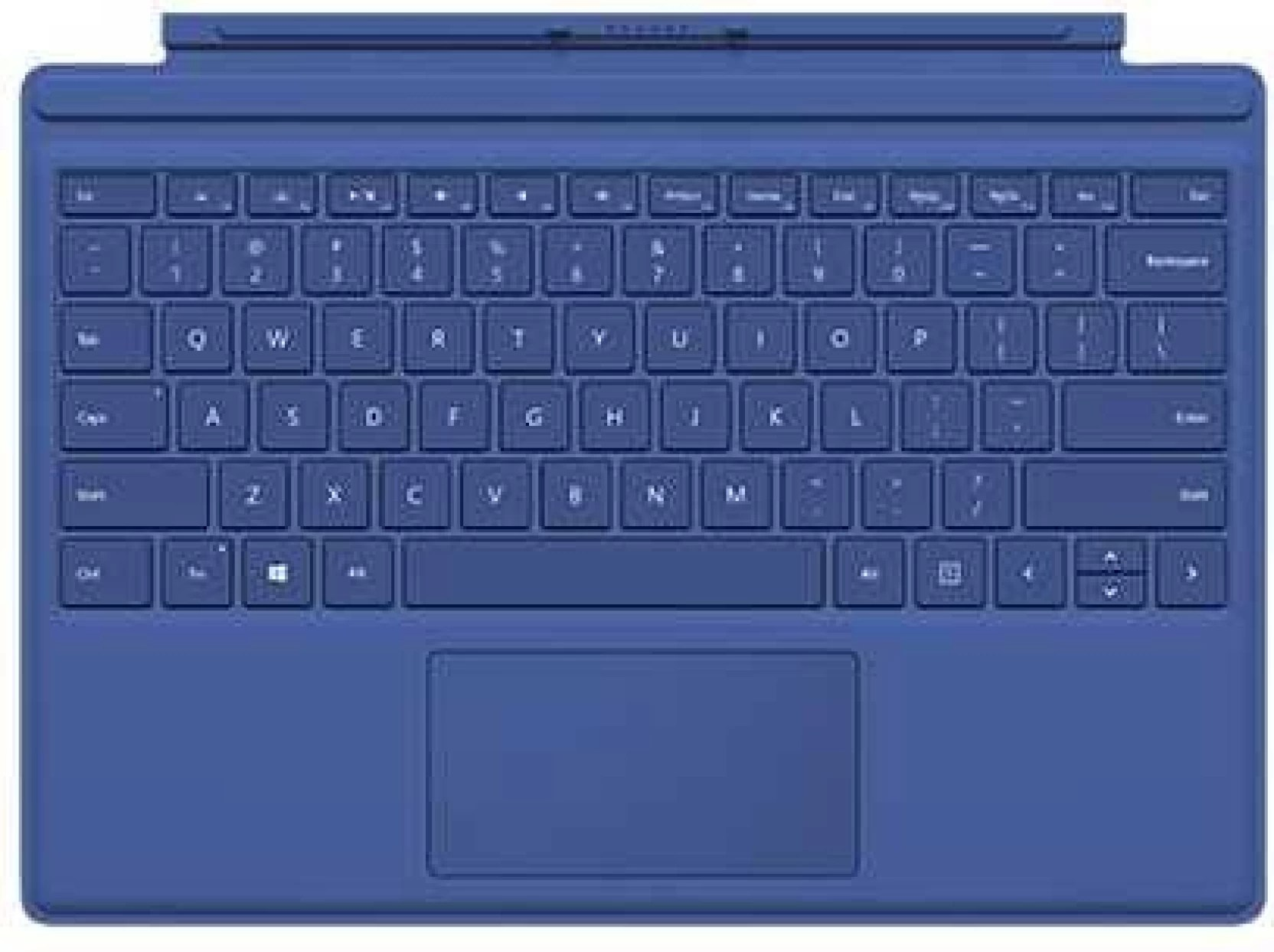 Microsoft Surface Pro 4 Type Cover Magnetic Laptop