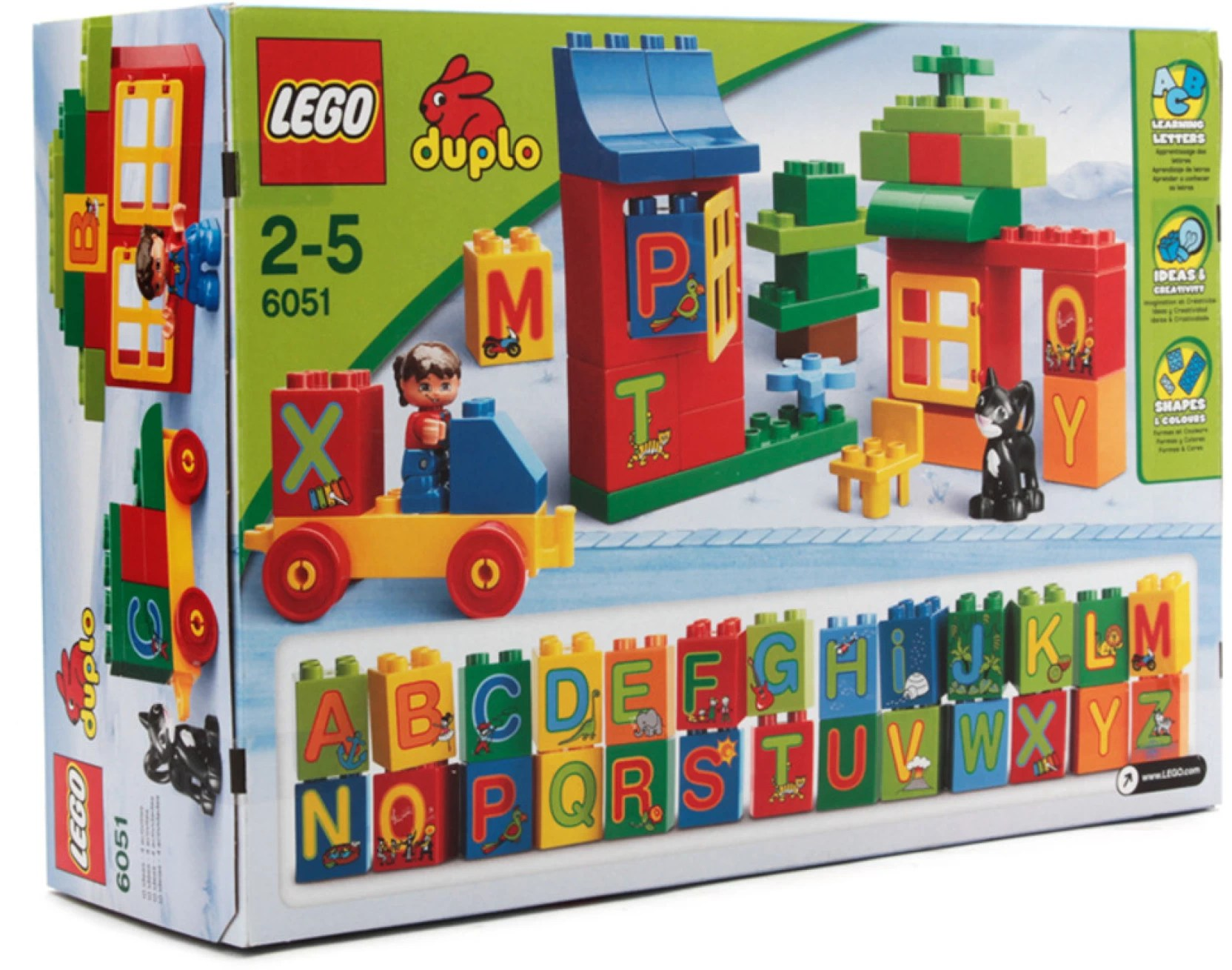 Lego Duplo Play With Letters Price In India Buy Lego