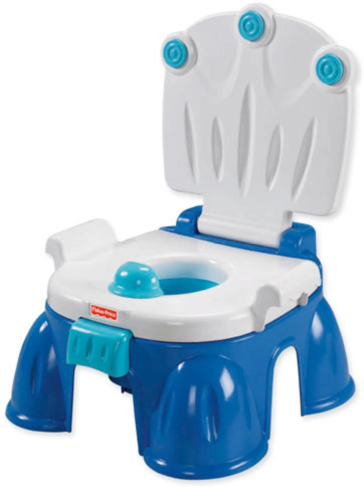 singing potty chair office armrest cushion fisher price royal step stool plastic