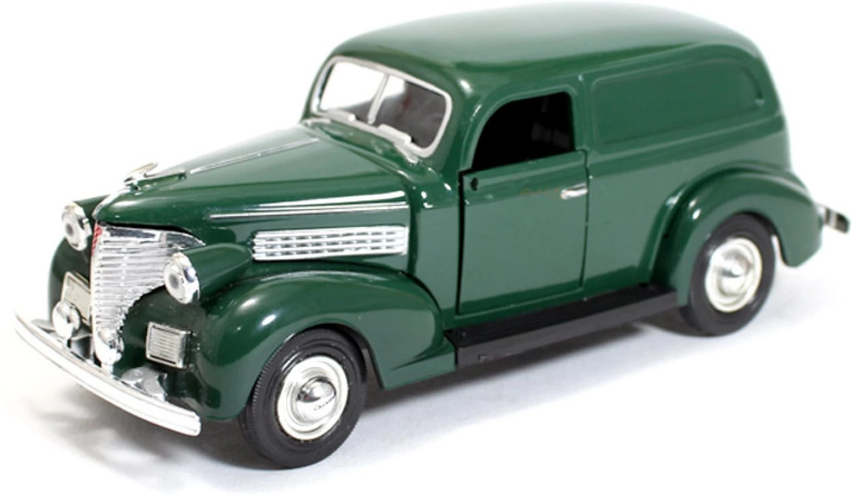 hight resolution of new ray 1939 chevy sedan delivery 1 32 by diecast scale model green