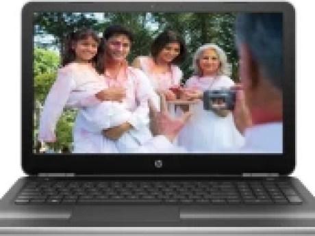 HP 15 Core i5 7th Gen - (2 GB/1 TB HDD/Windows 10) 15-au620TX Laptop(15.6 inch, Silver) 1