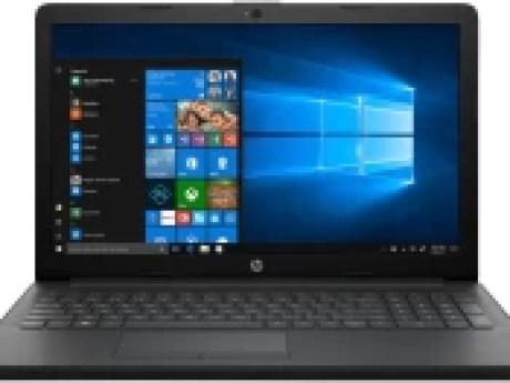 HP 15 Core i3 7th Gen - (4 GB/1 TB HDD/Windows 10 Home) 15-da0352tu Laptop(15.6 inch, Sparkling Black, 1.77 kg, With MS Office) 1