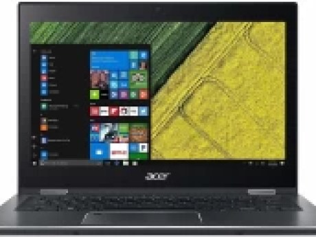 Acer Spin Core i5 8th Gen - (8 GB/256 GB SSD/Windows 10 Home) SP513-52N Laptop(13.3 inch, Steel Grey) 1