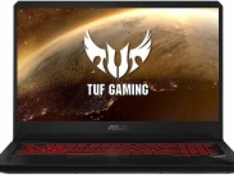 Asus ASUS TUF Gaming Ryzen 5 Quad Core - (8 GB/1 TB HDD/Windows 10/4 GB Graphics) FX705DY-AU027T Gaming Laptop(17.3 inch, Black) 1
