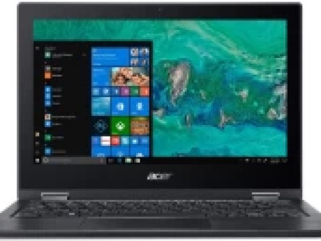 Acer Spin 1 Pentium Quad Core - (4 GB/500 GB HDD/Windows 10 Home) SP111-33 2 in 1 Laptop(11.6 inch, Black, 1.35 kg) 1