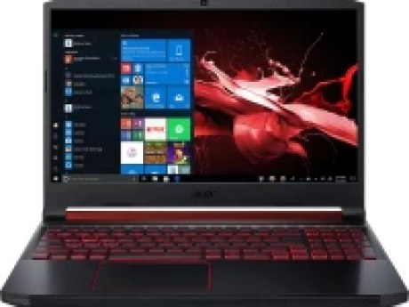 Acer Nitro 5 Core i7 9th Gen - (8 GB/1 TB HDD/256 GB SSD/Windows 10 Home/4 GB Graphics) AN515-54-742F Gaming Laptop(15.6 inch, Obsidian Black, 2.3 kg) 1
