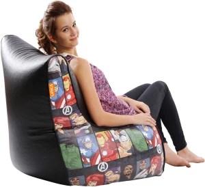 avengers bean bag chair pride lift repair manual orka xl character digital printed with fillingmulticolor