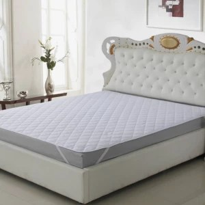living room mattress india seating ideas without sofa super furnishing price in elastic strap standard size protector white