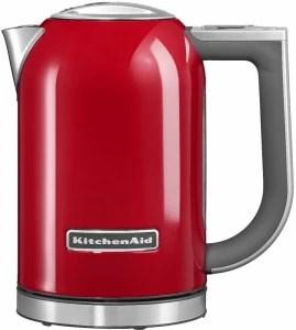 kitchen aid electric kettle fire extinguisher 5kek1722der 1 7 l empire red best price