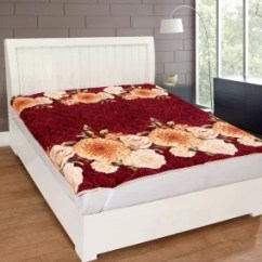 Living Room Mattress India Red Curtains Uk Super Elastic Strap Standard Size Protector