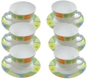 megalite tea cup plate