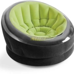 Intex Sofa Chair Forros Para Sofas Ikea Original Inflatable Modern Empire Lounger For Kids And Adults
