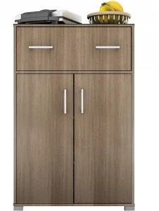 kitchen cabinet price sensor faucet cabinets in india compare housefull engineered wood finish color brown