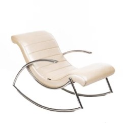 Rocking Chair With Footstool India Casual Chairs Nz Irony Furniture Price In Na Metal 1 Seater Finish Color Steel