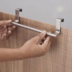 Kitchen Towel Bar Fluorescent Lights Jvs Steel Wall Shelf Price In India Buy
