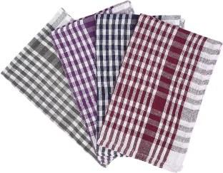 kitchen napkins nooks nostaljia towels set of 4 multicolor buy