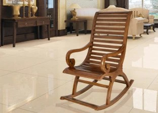 floor rocking chair india office back pain adlakha furniture solid wood 1 seater chairs dzyn furnitures
