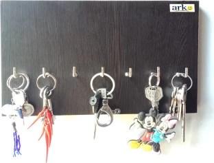 Arko Wall Key Holder Wood Key Holder Price In India Buy Arko Wall Key Holder Wood Key Holder Online At Flipkart Com