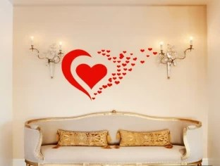 Corazon Reusable Wall Painting Stencil Beautiful Heart 16 X 24 Inches 40372 Beautiful Heart Stencil Price In India Buy Corazon Reusable Wall Painting Stencil Beautiful Heart 16 X 24 Inches 40372 Beautiful Heart