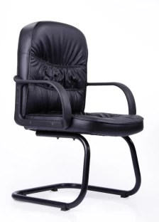 office chair online india nursery with ottoman durian regal 5002 cn leatherette visitor price in marshal