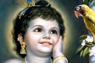 amy cute lord krishna