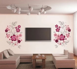 ideas for living room wall art images of interior design home decor buy decorative products online at best prices aquire extra large pvc vinyl sticker