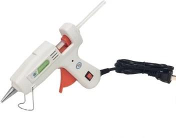 Igadg Mini Hot Glue Gun With 5 Glue Sticks For Arts Craft Use Dual Temperature Adjustable Temperature Corded Glue Gun Price In India Buy Igadg Mini Hot Glue Gun With 5