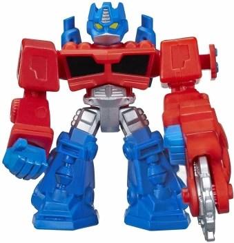 Playskool Heroes Transformers Rescue Bots Optimus Prime Heroes Transformers Rescue Bots Optimus Prime Buy Transformers Rescue Bots Toys In India Shop For Playskool Products In India Flipkart Com