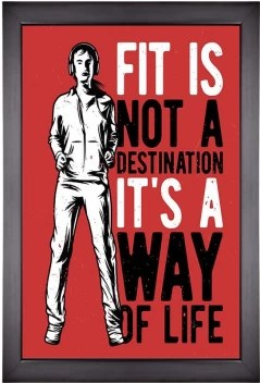 inspirational and motivational paper poster collection for home and office for boys and girls quotes on life motivation message framed poster frame size 14x20 inch multicolour paper print quotes motivation posters in india buy art film