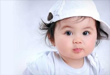 cute new born baby