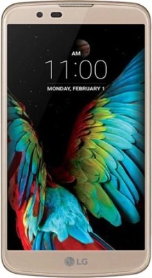 LG K10 K420DS (Black Gold, 16 GB)(2 GB RAM)