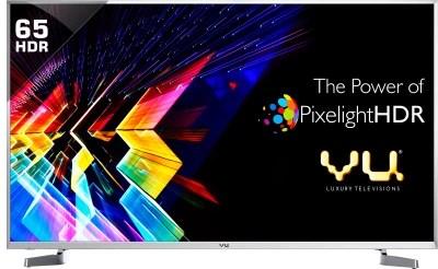 Vu 163cm (65) Ultra HD (4K) LED Smart TV(LTDN65XT780XWAU3D Ver: 2017)