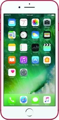 Apple iPhone 7 (Red, 128 GB)