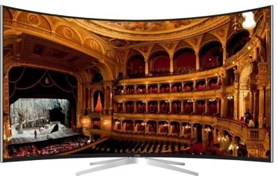 Vu 163cm (65) Ultra HD (4K) Curved LED Smart TV(TL65C1CUS)
