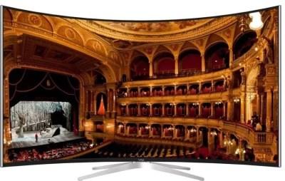 Vu 163cm (65) Ultra HD (4K) Curved LED Smart TV(TL65C1CUS)