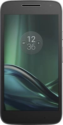 Moto G4 Plus (Black, 32 GB)(3 GB RAM)